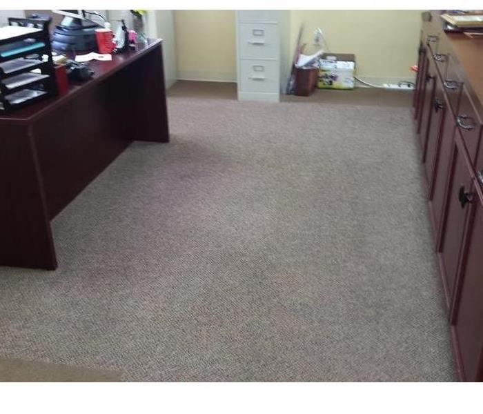 Dirty Carpet at Greenville Business After