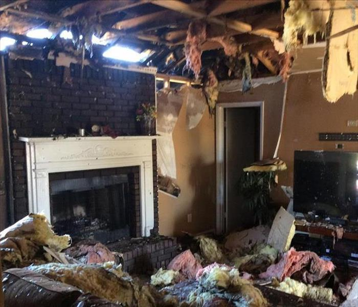 Residential Fire Cleanup