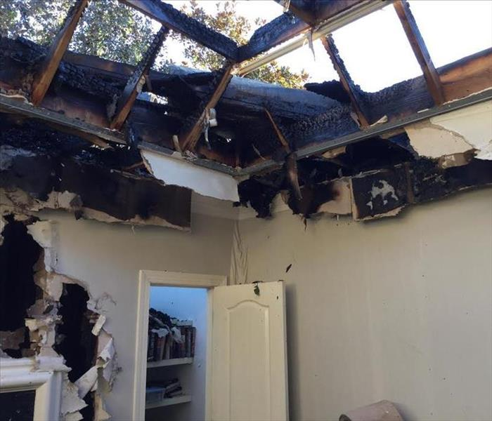 Fire Damage Smoke and Soot Damage Can Cause a Pervasive Odor in Your Home.